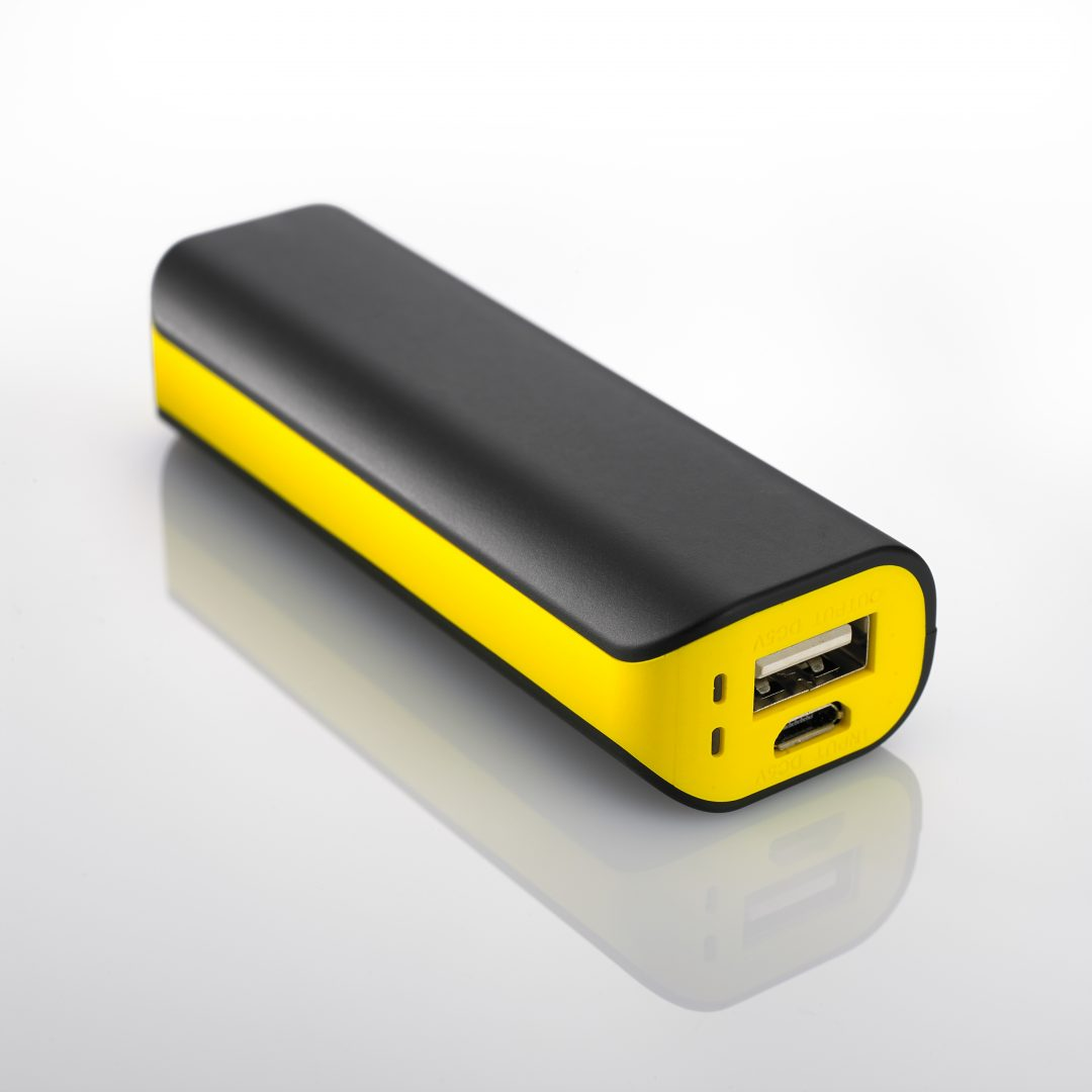 DUO POWER BANK 2600 mAh